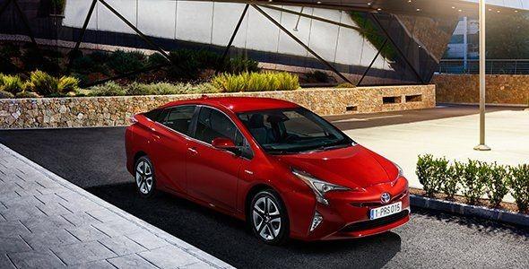El nuevo Toyota Prius es el más eficiente