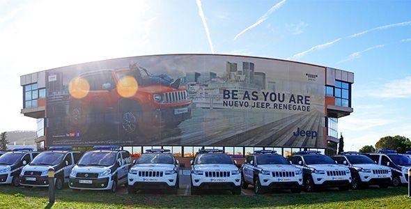 La Guardia Civil se moverá en Grand Cherokee y Fiat Scudo