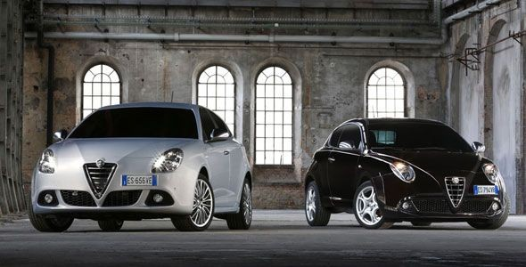 """Alfa Romeo, Fiat y Jeep ponen en marcha los """"Colour Days"""""""