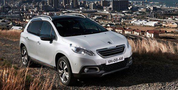Peugeot 2008 PureTech: tecnología y crossover en tamaño compacto