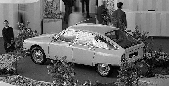 45 aniversario del Citroën GS