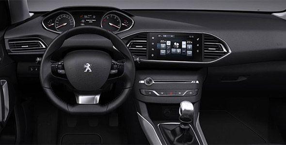 El Peugeot 308 SW equipa el innovador i-Cockpit