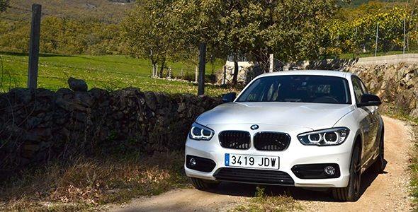 Prueba BMW Serie 1 116i Sport