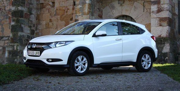 Prueba Honda HR-V 1.5 i-VTEC Elegance