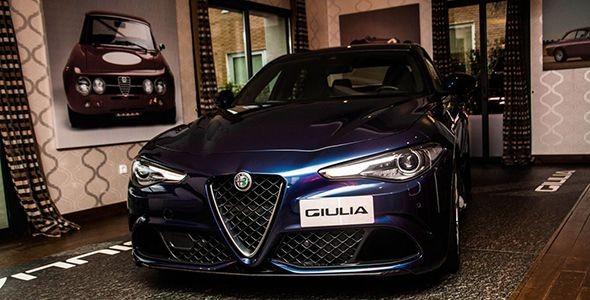 El primer Alfa Romeo Giulia desembarca en España