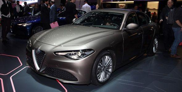 Alfa Romeo Giulia: sus versiones más accesibles debutan en Ginebra