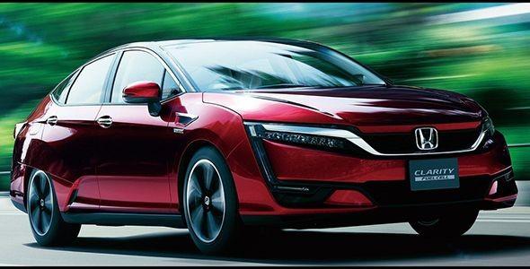 El Honda Clarity Fuel ya está a la venta en Japón