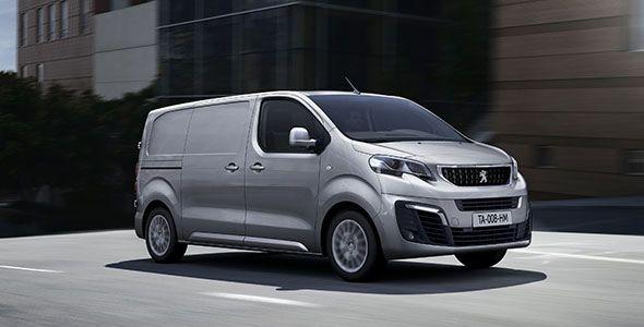 Peugeot Expert y Citroën Jumpy: pensadas para cualquier tipo de trabajador