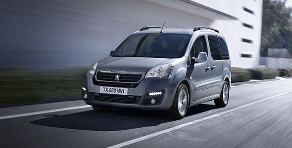 Peugeot Partner Tepee: la gasolina se instala en los vehículos comerciales