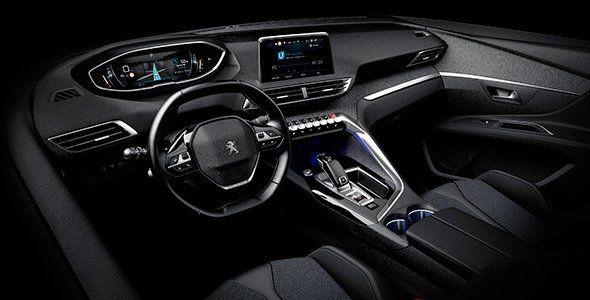 Peugeot presenta la evolución del i-Cockpit