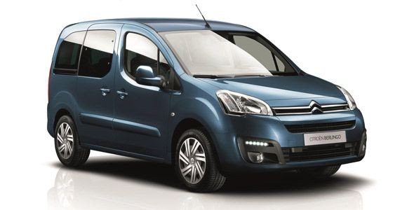 El Citroën Berlingo estrena mecánica PureTech de gasolina