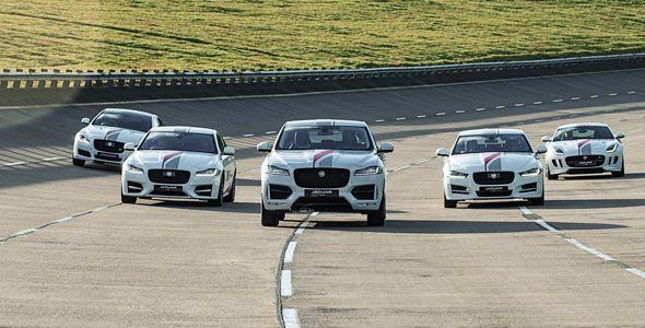 Jaguar land rover estar presente en el sal n del - Concesionario land rover madrid ...