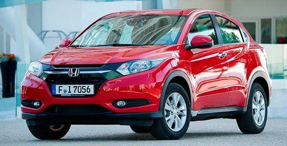 Honda presenta su gama en Madrid Auto 2016