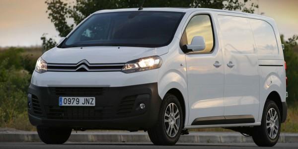 Llega a España el Citroën Jumpy con la versatilidad como punta de lanza