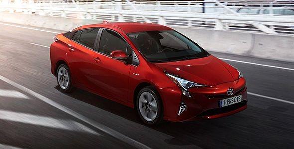 El nuevo Toyota Prius, ya a la venta en España