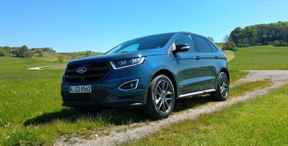 Presentación y prueba: Ford Edge