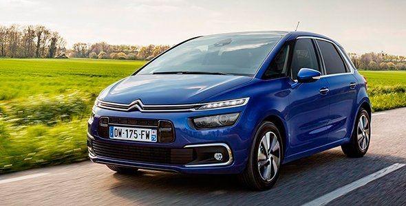 Mejoras en el Citroën C4 Picasso y C4 Grand Picasso 2016