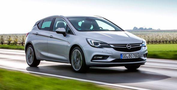 Nuevo Opel Astra BiTurbo, el compacto alemán estrena motor de 160 CV
