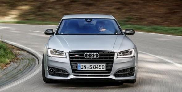 El nuevo Audi A8 llegará en 2017