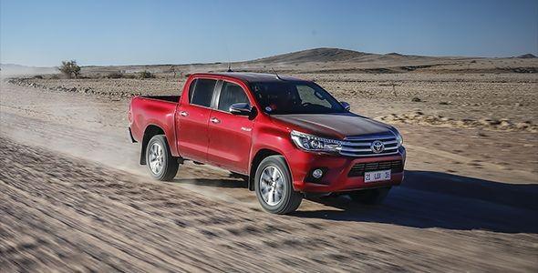 Toyota Hilux 2016: el regreso del veterano