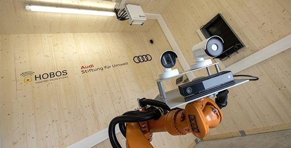 Audi instala la colmena de abejas más tecnológica del mundo