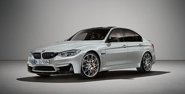 El BMW M3 30 Jahre Limited Edition, en exclusiva para Reino Unido