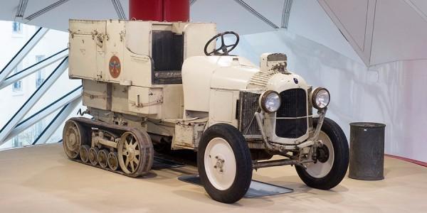 3 años para reconstruir el Citroën que cruzó el Sahara en 1922