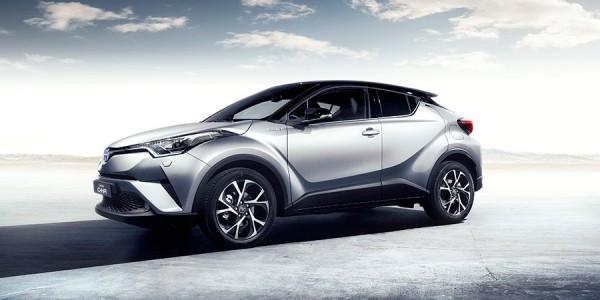 Así es el Toyota C-HR que llegará en septiembre a España
