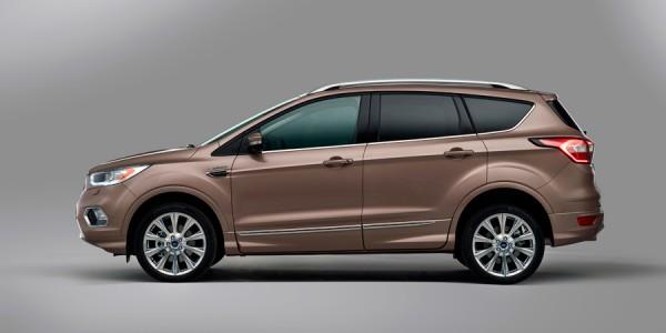 Ford Kuga Vignale: un SUV de lujo y mediano tamaño