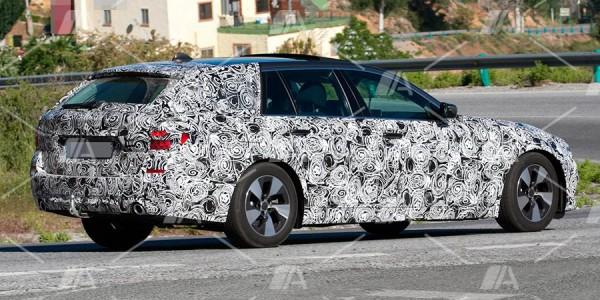Fotos espía del nuevo BMW Serie 5 Touring 2017