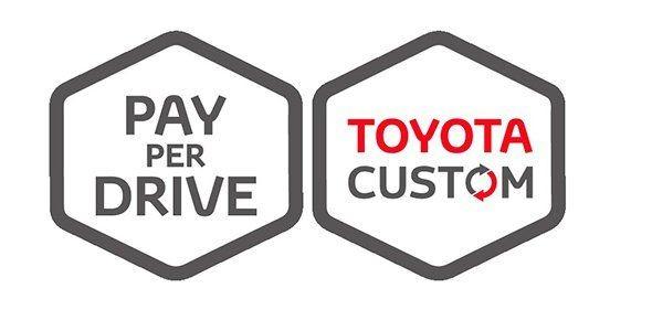 Nuevo programa de accesorios originales Toyota Custom