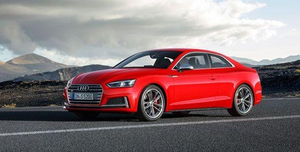 Todos los datos y fotos del nuevo Audi A5