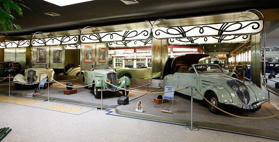 Museos de coches que debes visitar en Francia