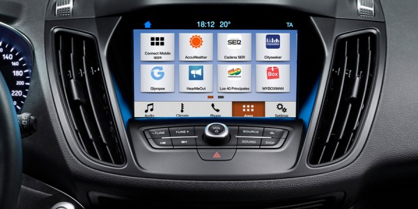 Ford mejora la conectividad con mejoras que incluyen SYNC 3