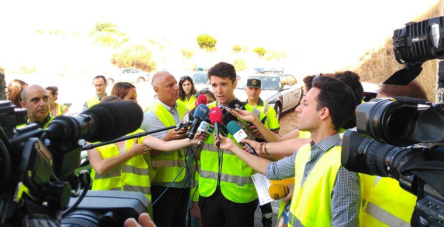 Más de 10.000 multas en la campaña de la DGT