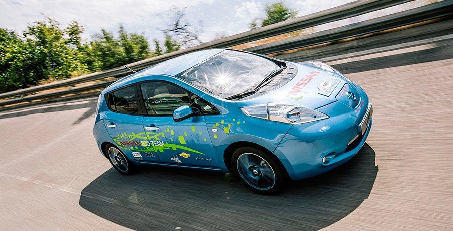 Nissan Leaf con un 75% más de autonomía gracias a sus empleados