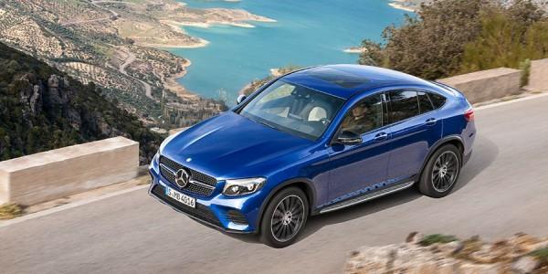 Nuevo Mercedes GLC Coupé en España desde 52.000 €