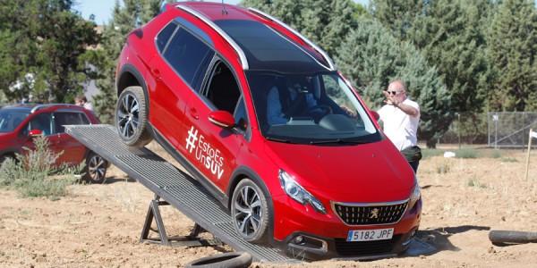 Peugeot SUV Trophy, ¿te lo vas  a perder?