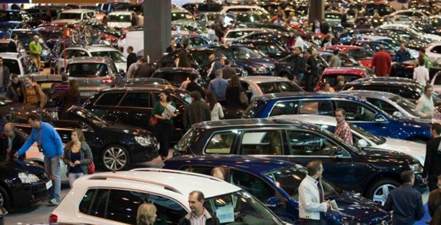 Suben un 16,7% las ventas de coches usados