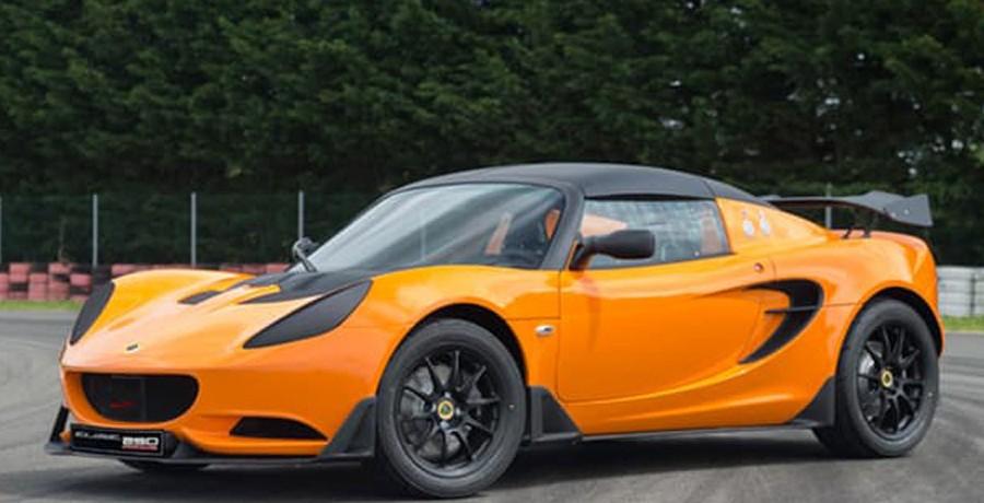 Lotus Elise de carreras