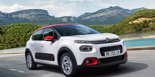 Citroën C3, un utilitario diferente