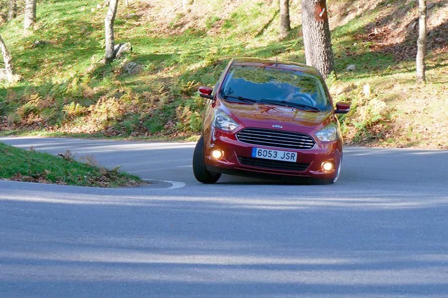 El Ford Ka+ es un coche con un enfoque práctico y con la facilidad de uso como principal virtud.