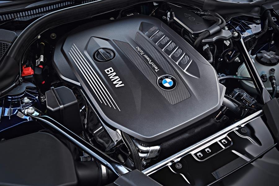 Nuevo BMW Serie 5 Touring 2017.