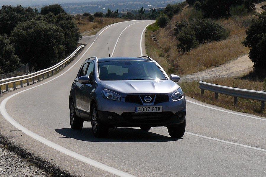 Nissan Qashqai 1.5 dCi Pure Drive 4×2 | Autocasion.
